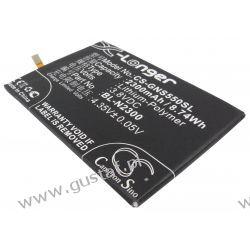 Gionee GN9000 / BL-N2300 2300mAh 8.74Wh Li-Polymer 3.8V (Cameron Sino) Ładowarki