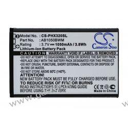 Philips Xenium 312 / AB1050BWM 1050mAh 3.89Wh Li-Ion 3.7V (Cameron Sino) Motorola