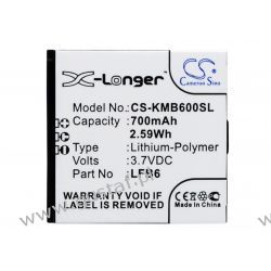 Kazam Life B6 / LFB6 700mAh 2.59Wh Li-Polymer 3.7V (Cameron Sino) Ładowarki