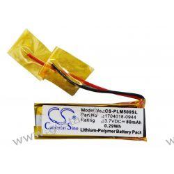 Plantronics M50 / 1704018-0944 80mAh 0.29Wh Li-Polymer 3.7V (Cameron Sino) Elementy elektryczne