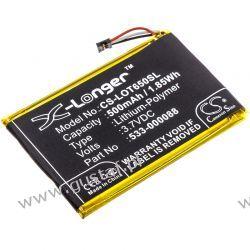 Logitech Touchpad T650 / 533-000088 500mAh 1.85Wh Li-Polymer 3.7V (Cameron Sino) Akumulatory