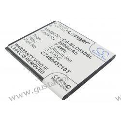 Blu D530 / C706045200T 2000mAh 7.40Wh Li-Polymer 3.7V (Cameron Sino)