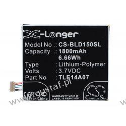 Blu L150u / P104INTRNL 1800mAh 6.66Wh Li-Polymer 3.7V (Cameron Sino) Pozostałe