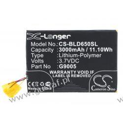 Blu D650A / C946304300P 3000mAh 11.10Wh Li-Polymer 3.7V (Cameron Sino)