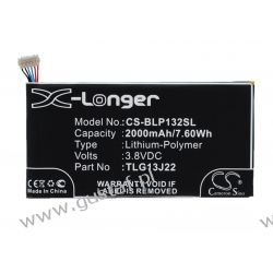 Blu L132L / TLG13J22 2000mAh 7.60Wh Li-Polymer 3.8V (Cameron Sino) Pozostałe