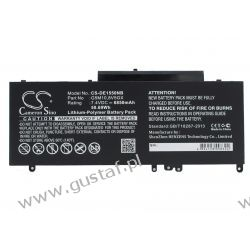 Dell Latitude 15 5000 / 8V5GX 6850mAh 50.69Wh Li-Polymer 7.4V (Cameron Sino) Ładowarki