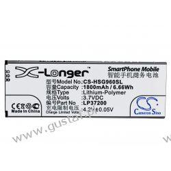 Hisense HS-G960 / LP37200 1800mAh 6.66Wh Li-Polymer 3.7V (Cameron Sino) Pozostałe