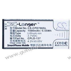 Coolpad 7060S / CPLD-137 1500mAh 5.55Wh Li-Ion 3.7V (Cameron Sino) Akcesoria i części