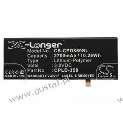 Coolpad 8690 / CPLD-358 2700mAh 10.26Wh Li-Polymer 3.8V (Cameron Sino) Pozostałe