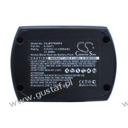 Metabo BS 9.6 / 6.25471 3300mAh 31.68Wh Ni-MH 9.6V (Cameron Sino) Akcesoria