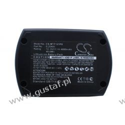 Metabo BS 12 SP / 6.25486 4000mAh 48.00Wh Li-Ion 12.0V (Cameron Sino) Panasonic