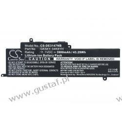 Dell Inspiron 11 3147 / 04K8YH 3900mAh 43.29Wh Li-Polymer 11.1V (Cameron Sino)