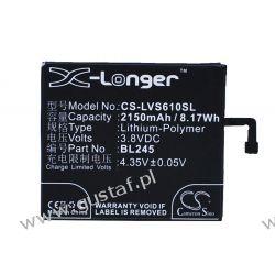 Lenovo S60 / BL245 2150mAh 8.17Wh Li-Polymer 3.8V (Cameron Sino) Pozostałe