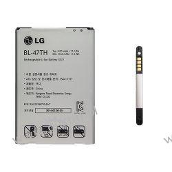LG G Pro 2 / BL-47TH 3200mAh 12.2Wh Li-Ion 3.8V (oryginalny) Pozostałe