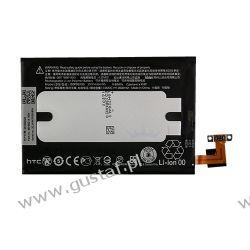 HTC One M B0P6B100 / 35H00214-00M 2600mAh 9.88Wh Li-Polymer 3.8V (oryginalny) Pozostałe