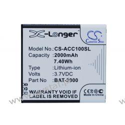 Acer Liquid C1 / BAT-2000 2000mAh 7.40Wh Li-Ion 3.7V (Cameron Sino) Pozostałe