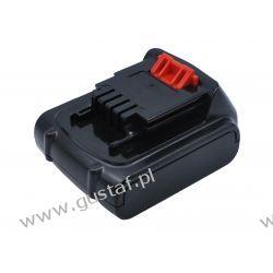 Black&Decker ASL146BT12A / BL1114 2500mAh 36.0Wh Li-Ion 14.4V (Cameron Sino) Pozostałe