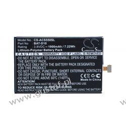Acer Liquid Jade S / BAT-D10 1900mAh 7.22Wh Li-Polymer 3.8V (Cameron Sino) Pozostałe