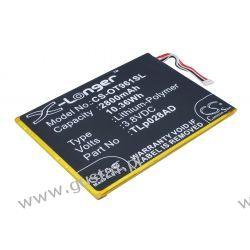 Alcatel One Touch Pixi 7 / TLp028AD 2800mAh 10.36Wh Li-Polymer 3.8V (Cameron Sino) Ładowarki