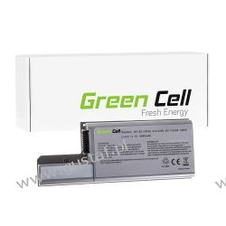 Dell Latitude D531 / 0MM160 4400mAh Li-Ion 11.1V (GreenCell)