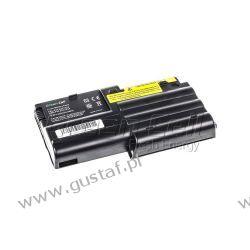 IBM ThinkPad T30 / 02K6572 4400mAh Li-Ion 10.8V (GreenCell) Pozostałe