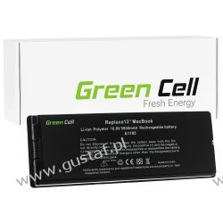 Apple Macbook 13 MA254 / A1181 5400mAh Li-Polymer 10.8V czarny (GreenCell)