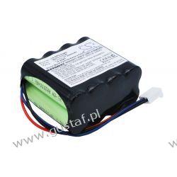 Drager Oxipac 2500 / 120140 2000mAh 19.20Wh Ni-MH 9.6V (Cameron Sino) Baterie i akumulatory