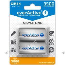 "2x everActive R14/C Ni-MH 3500 mAh ready to use ""Silver line"" IBM, Lenovo"
