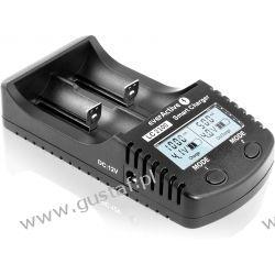 Szybka ładowarka do akumulatorów cylindrycznych Li-ion 18650 everActive LC-2100 Canon