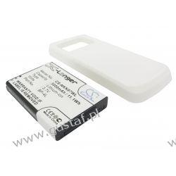 Nokia N97 / BP-4L 3000mAh 11.10Wh Li-Ion 3.7V biały powiększony (Cameron Sino) Nokia