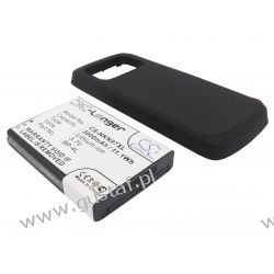 Nokia N97 / BP-4L 3000mAh 11.10Wh Li-Ion 3.7V czarny powiększony (Cameron Sino) Asus