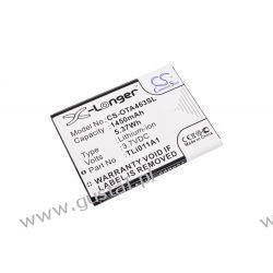 Alcatel One Touch Pixi Glitz / TLi011A1 1450mAh 5.37Wh Li-Ion 3.7V (Cameron Sino) Akumulatory
