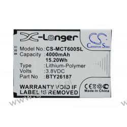 Mobistel Cynus T6 / BTY26187 4000mAh 15.20Wh Li-Ion 3.8V (Cameron Sino) HTC/SPV