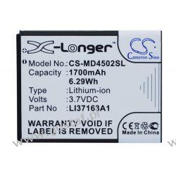 Medion Life E4502 / LI37163A1 1700mAh 6.29Wh Li-Ion 3.7V (Cameron Sino) Akumulatory