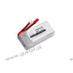 MJX X101 1200mAh 8.88Wh Li-Polymer 7.4V 2S 25C (Cameron Sino) Sony Ericsson