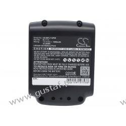 Black&Decker ASL146BT12A / BL1114 1500mAh 21.60Wh Li-Ion 14.4V (Cameron Sino) Dell