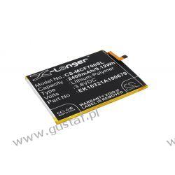 Mobistel Cynus F7 / EK16321A100679 2400mAh 9.12Wh Li-Polymer 3.8V (Cameron Sino) Części i akcesoria