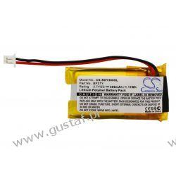 Dogtra YS300 bark control collar / BP37Y 300mAh 1.11Wh Li-Polymer 3.7V (Cameron Sino) Samsung