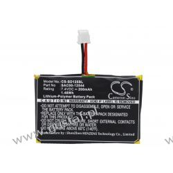 SportDog SR-300 Receiver / SAC00-12544 200mAh 1.48Wh Li-Polymer 7.4V (Cameron Sino) Zwierzęta