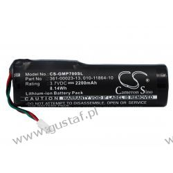 Garmin Pro 550 handheld / 010-11864-10 2200mAh 8.14Wh Li-Ion 3.7V (Cameron Sino) HP, Compaq