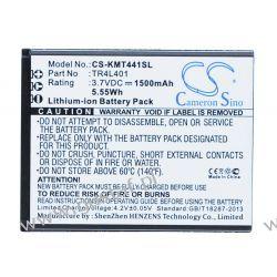 Kazam Trooper 440L / TR4L401 1500mAh 5.55Wh Li-Ion 3.7V (Cameron Sino) Sony Ericsson