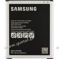 Samsung EB-BJ700CBE 1850mAh 7.13Wh Li-Ion 3.85V (oryginalny) Akcesoria i części