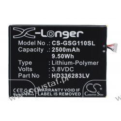 Gsmart Guru G1 / HD336283LV 2500mAh 9.50Wh Li-Polymer 3.8V (Cameron Sino)