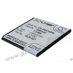 Gigabyte Gsmart Simba SX1 / 29S01-10010-V00R 1900mAh 7.03Wh Li-Ion 3.7V (Cameron Sino)