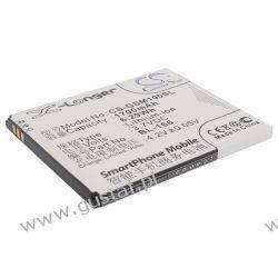 Gigabyte Gsmart Maya M1 / BL-166 1700mAh 6.29Wh Li-Ion 3.7V (Cameron Sino) Części i akcesoria