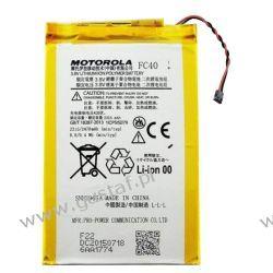 Motorola FC40 2315mAh 8.8Wh Li-Polymer 3.8V (oryginalny) Akcesoria i części