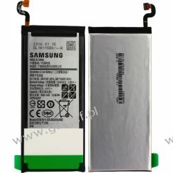 Samsung Galaxy S7 Edge/ EB-BG935ABE 3600mAh 13.8Wh Li-Ion 4.4V (oryginalny) Casio