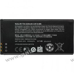 Microsoft Nokia Lumia 735 / BV-T5A 2220mAh 8.4Wh Li-Ion 3.8V (oryginalny) Pozostałe
