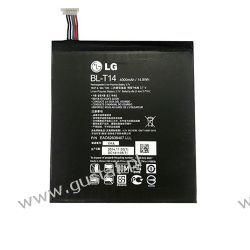 LG LG G Pad 8.0 V490 / BL-T14 4200mAh 15.5Wh Li-Polymer 3.7V (oryginalny) Pozostałe