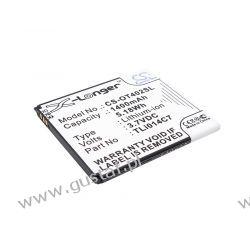 Alcatel One Touch Pixi First / TLi014C7 1400mAh 5.18Wh Li-Ion 3.7V (Cameron Sino) Pozostałe